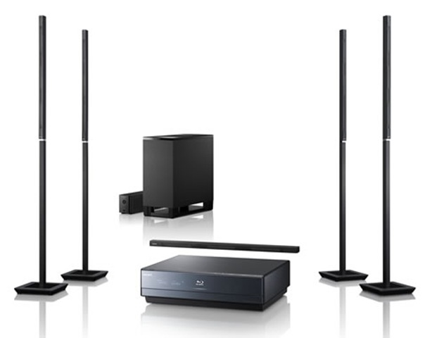 Bravia Theatre Bdv It1000 Blu Ray Disc And Super Slim