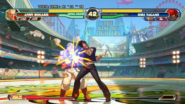 King Of Fighters Xii Review Ps3
