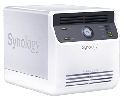 Synology DiskStation DS411j NAS Review