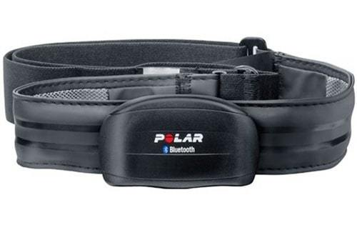 polar bluetooth thumb Polar WearLink Bluetooth Heart Rate Monitor Belt for Android Phones Review