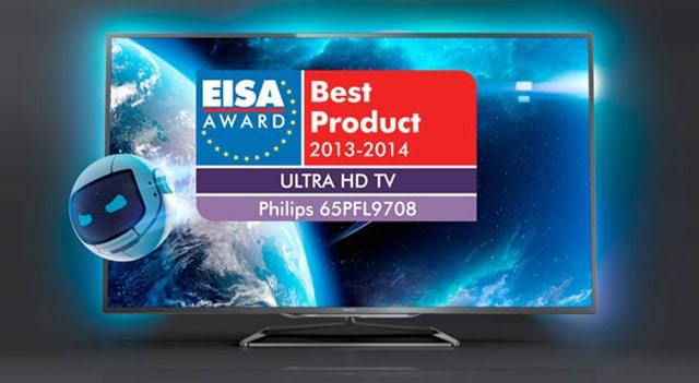 Philips 65PLF9708 4k UHD TV to be launched at IFA