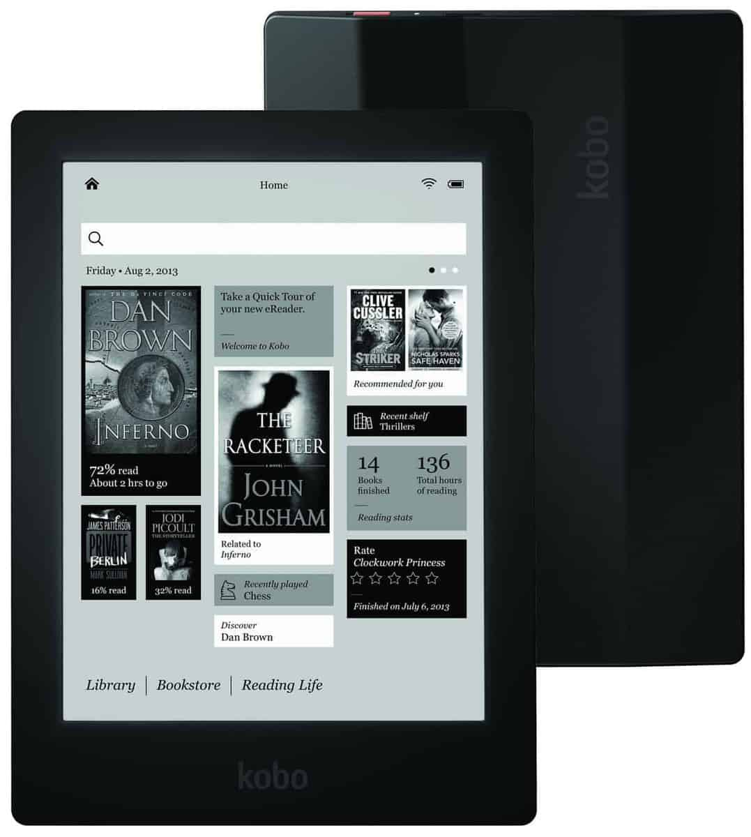 E-readers – getting a clearer picture
