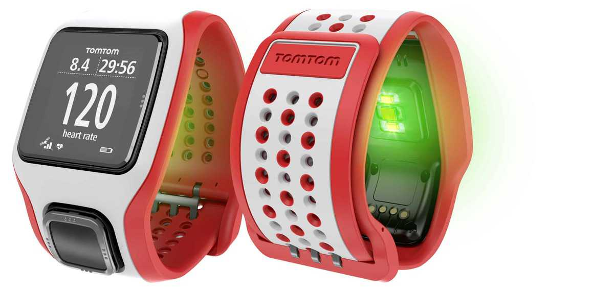 TomTom Runner Cardio Launched