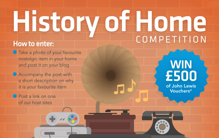 History of Home Competition Winner