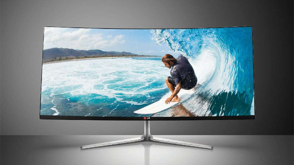 LG launch world's first 21:9 curved UltraWide QHD Monitor