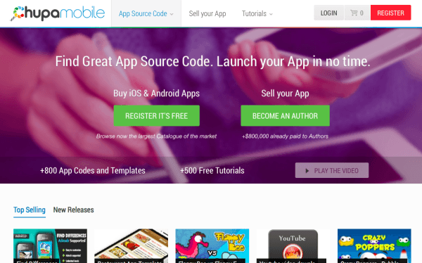 Becoming an App developer is easy with ChupaMobile