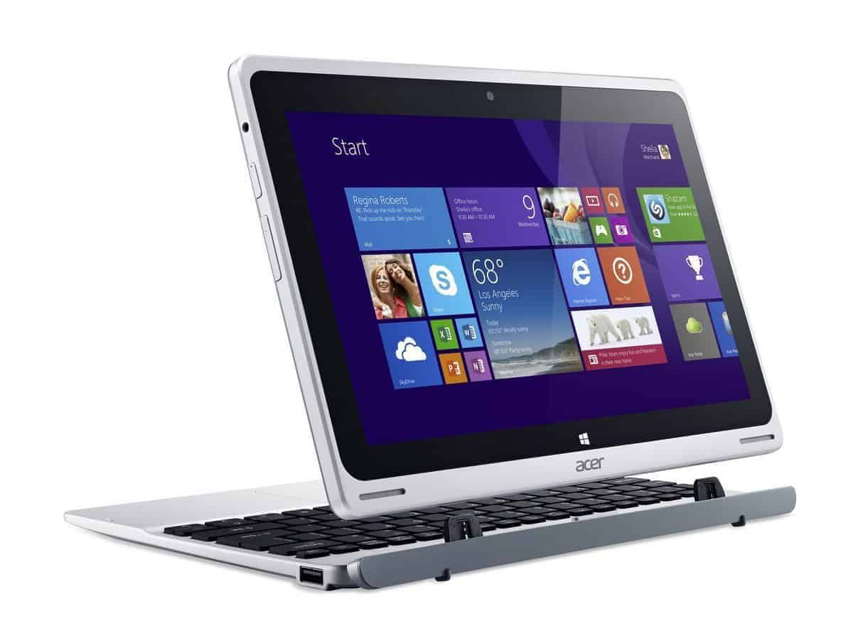Acer Switch 10 Convertible Laptop Review
