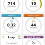 Acer Liquid Leap Fitness Tracker Review 4