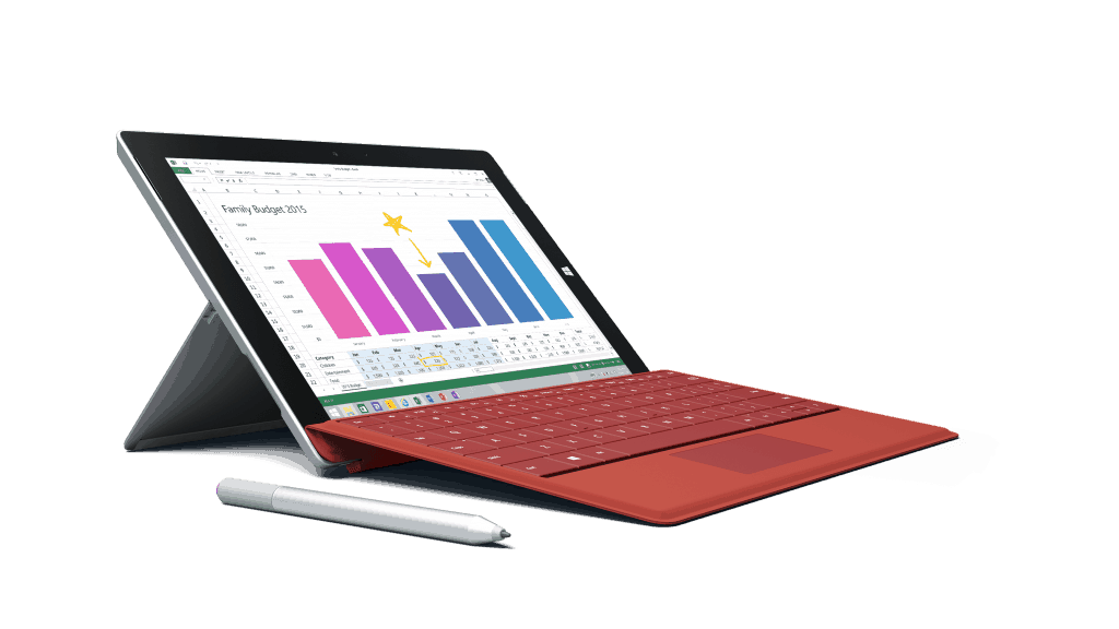 Microsoft Announce Surface 3 running full Windows 8.1