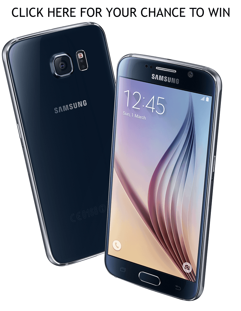Win a Samsung Galaxy S6
