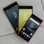 IFA 2015: Sony Xperia Z5 Announced. First 4k Phone 6