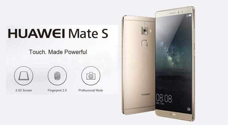 mate general pure android emui