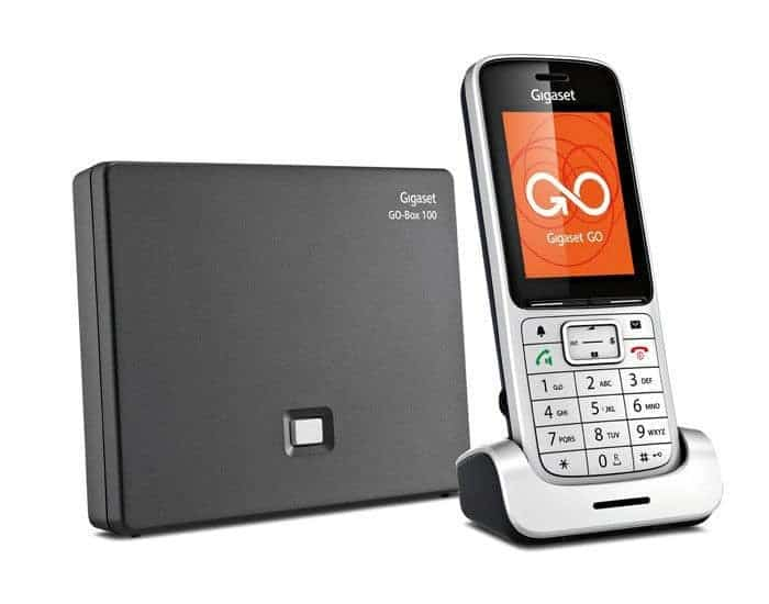 Gigaset SL450A GO Wireless DECT and VOIP / SIP Phone Review