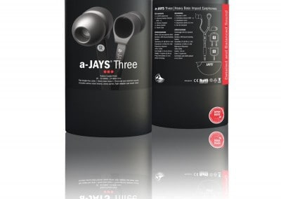 Jays a-Jays three in-ear headphones review 1