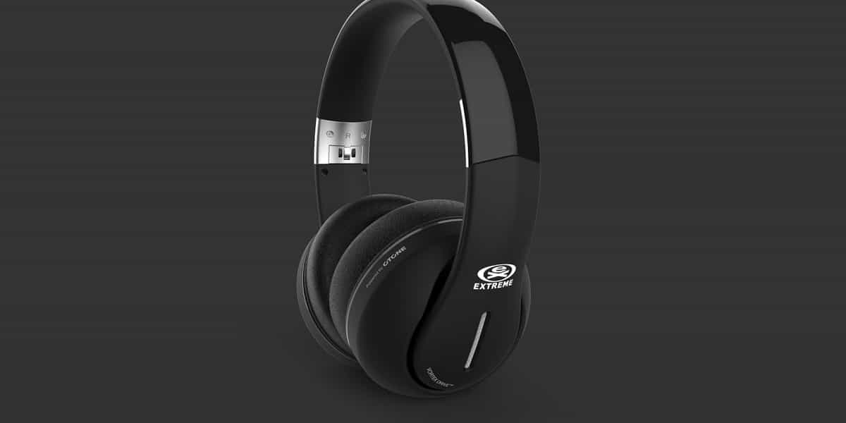 Extreme One Eighties Active Noise Cancelling Headphones Review