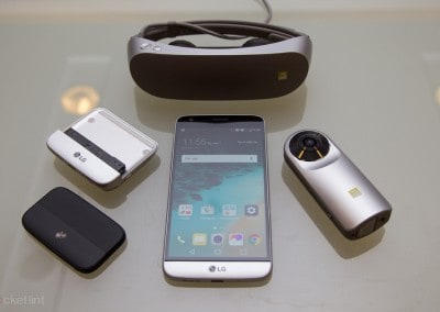 LG G5 Announced – A modular Android Smartphone 7