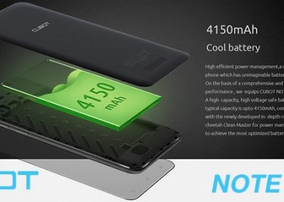 Cubot Note S Budget Android Smartphone Review 6
