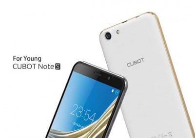 Cubot Note S Budget Android Smartphone Review 7