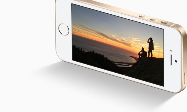 Apple announces iPhone SE, a mini 6S for £359