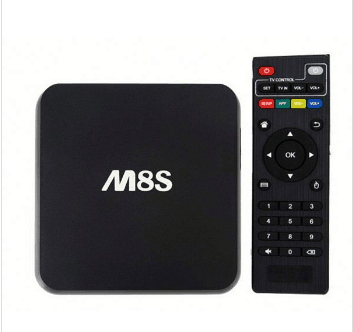 OTT M8S Android TV Box Review 3