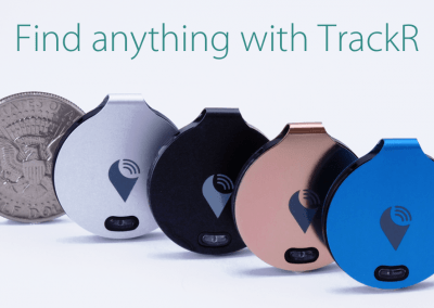 TrackR Bravo Bluetooth Lost and Found Tracker Review 3