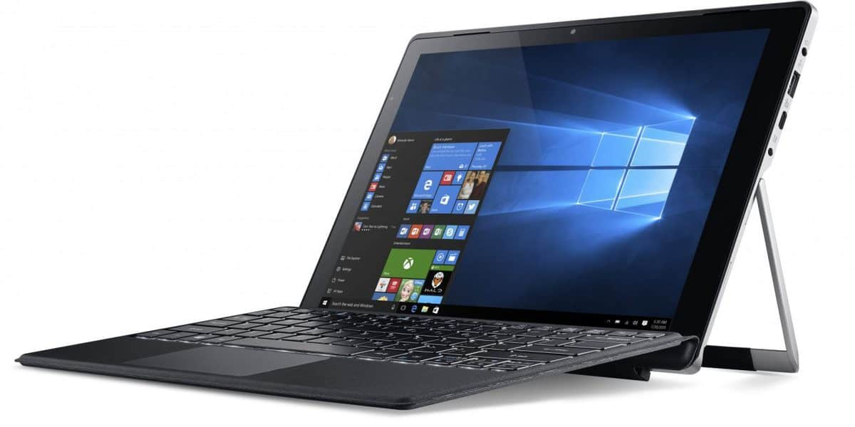 Acer Switch Alpha 12 Announced: 12-inch Liquid cooled, silent ultra slim portable