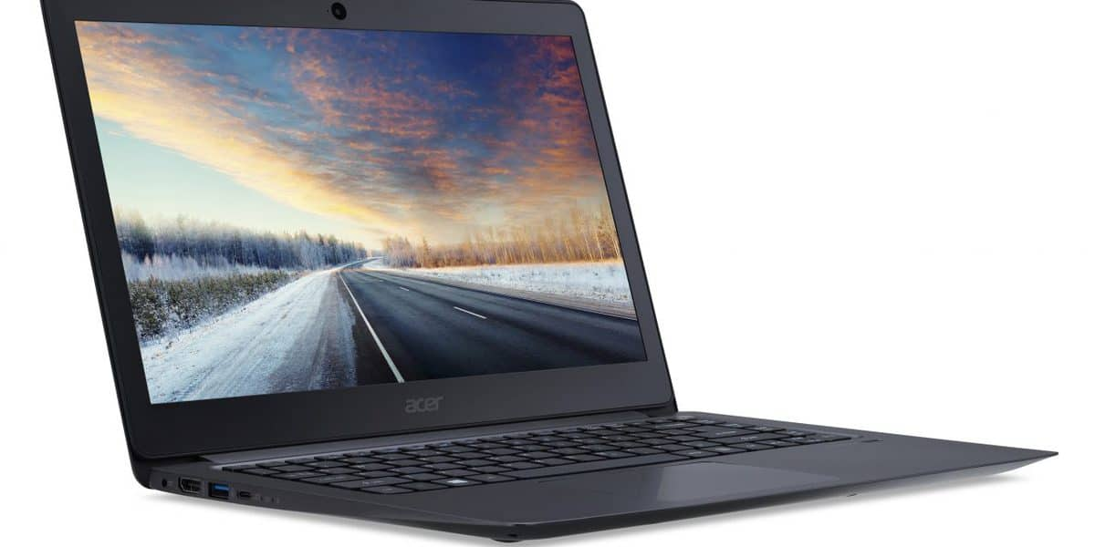 Acer Launches TravelMate X3 Notebook for Design-Minded Professionals