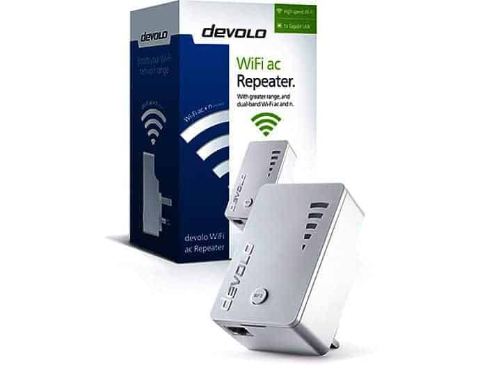 Devolo 1200 Mbps WiFi ac repeater Review