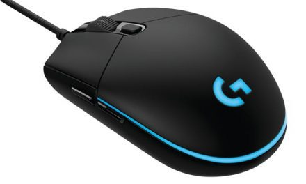 Logitech Pro Gaming Mouse Review