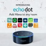 Amazon Echo & Echo Dot now up for pre-order in the UK. Echo discounted £99 for Prime members. 2