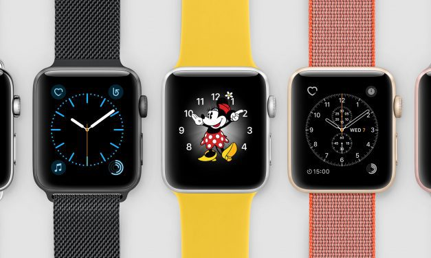 Apple Watch Series 2: resistente al agua y con GPS