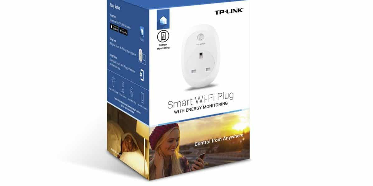 TP-LINK HS110 Wi-Fi Smart Plug with Energy Monitoring Review