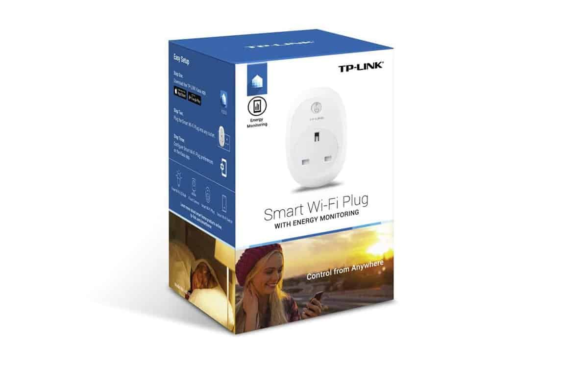 tp link hs110 wi fi smart plug with energy monitoring review. Black Bedroom Furniture Sets. Home Design Ideas