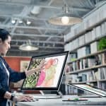 Evento Microsoft Surface: Surface Studio y Surface Dial 1