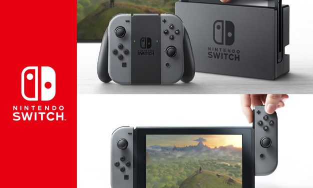 Nintendo Switch Announced – A hybrid console & portable gaming device powered by NVIDIA Tegra