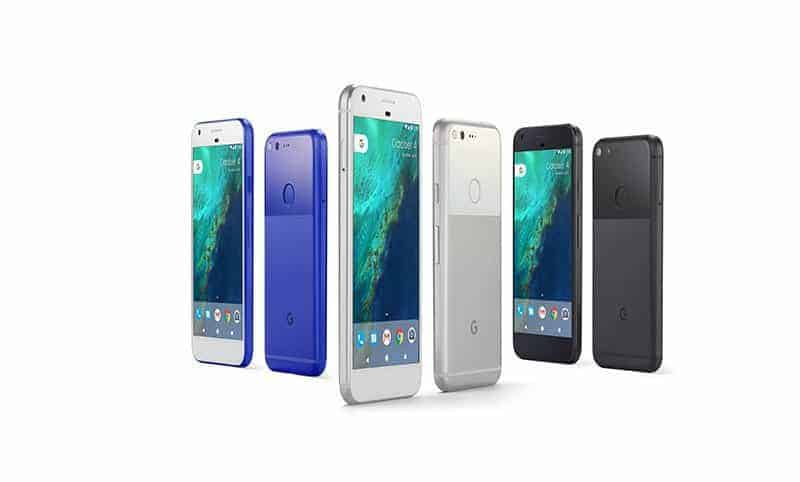 Google Pixel and Pixel XL Announced: First Phone Built Completely by Google.