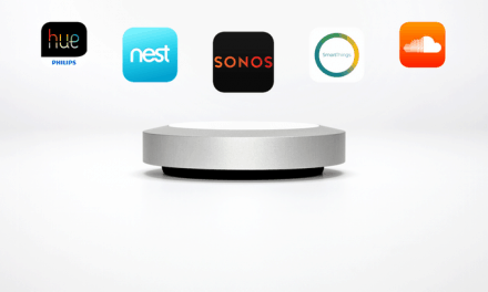 Senic Nuimo – Smart Home Controller Now Available in the UK