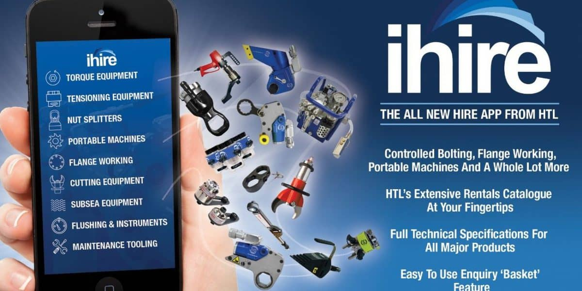 HTL strives to enhance customer experience with dedicated rentals App ihire