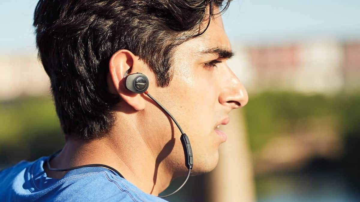 Bose Soundsport Pulse Wireless Headphones Review Bluetooth Earphones With Heart Rate Monitor Hrm