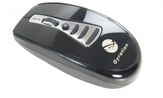Gyration Air Mouse Voice Review – GYM3300