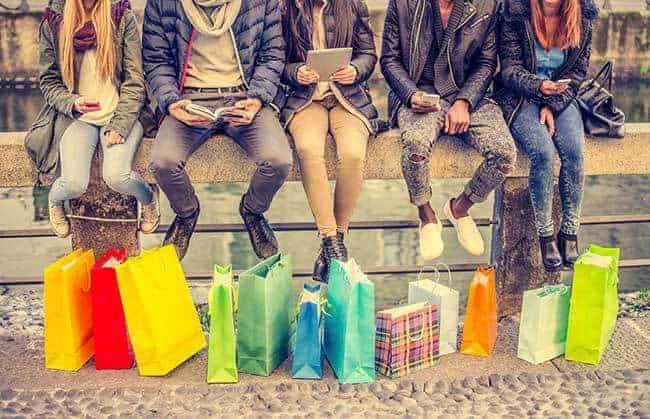 Technology That Revolutionized Shopping Experience