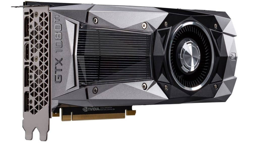 Nvidia Announces GeForce GTX 1080 Ti & Lowers GTX 1080 pricing 2