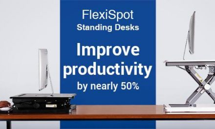 FlexiSpot 35″ (89cm) M2B wide sit Stand Up Desk Review