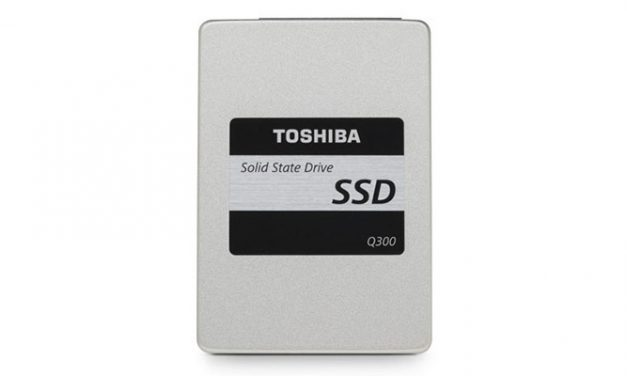 Toshiba 480GB Q300 SSD Review