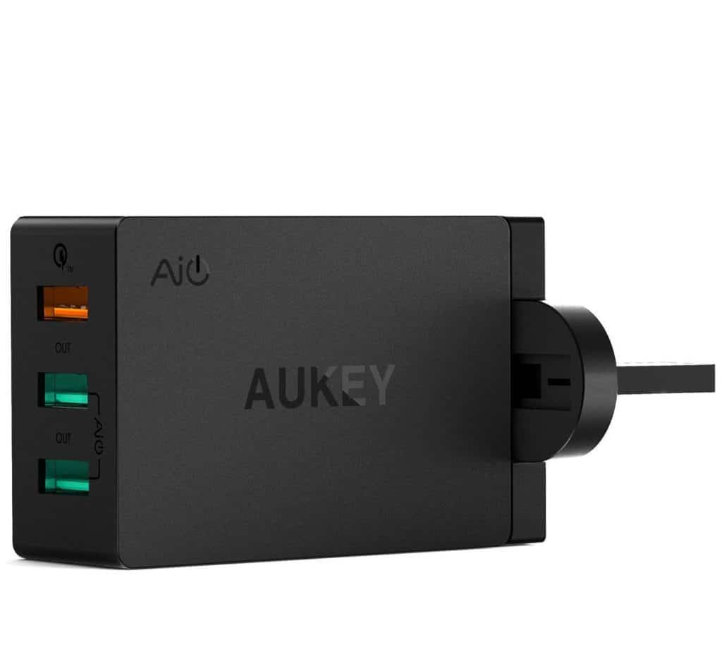 Aukey Quick Charge 3.0 Chargers Mini Review 2