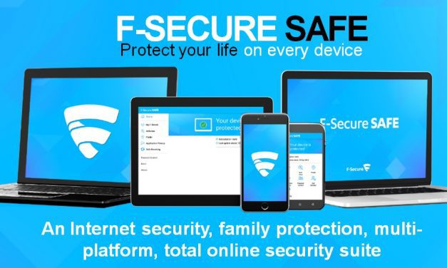 F-Secure Total Internet Security and VPN Review