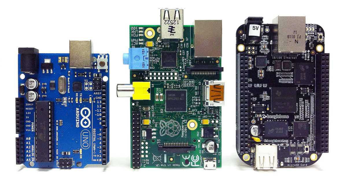Arduino vs beaglebone raspberry pi