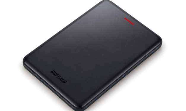 Buffalo MiniStation Velocity 960GB external SSD Review