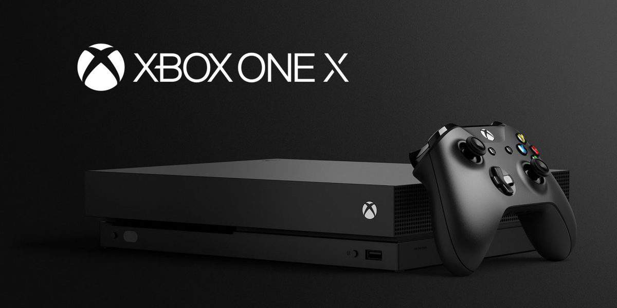 Microsoft finally announce the Xbox One X