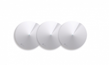 TP-Link Deco M5 – Mesh WiFi and Home Security.